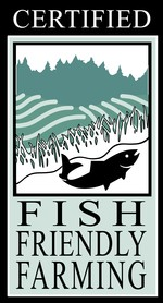 Certified Fish Friendly Farming