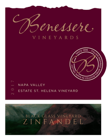 2017 Black Glass Zinfandel