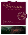 2016 Black Glass Zinfandel
